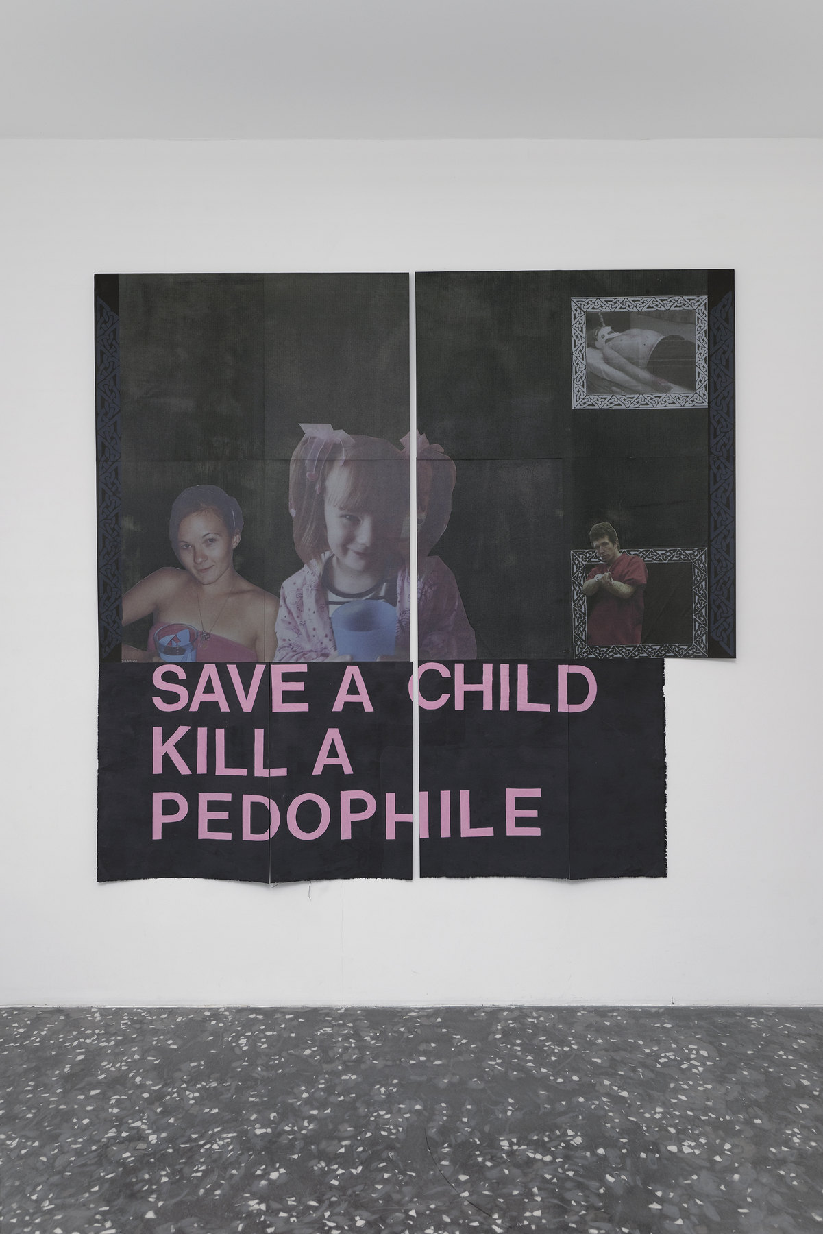 Darja Bajagić, Save A Child, Kill A Pedophile ft. Joseph Druce, Karlie Jade Pearce-Stevenson, Alexa-Marie Quinn, and John Geoghan