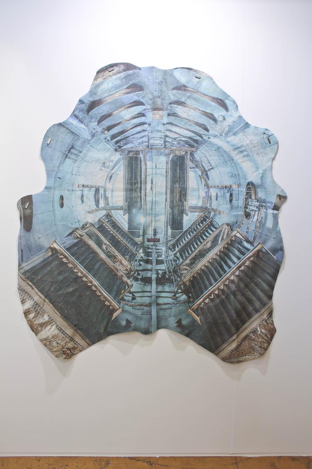 Sarah Ancelle Schönfeld at Dapiran Art Project Space, Utrecht 02