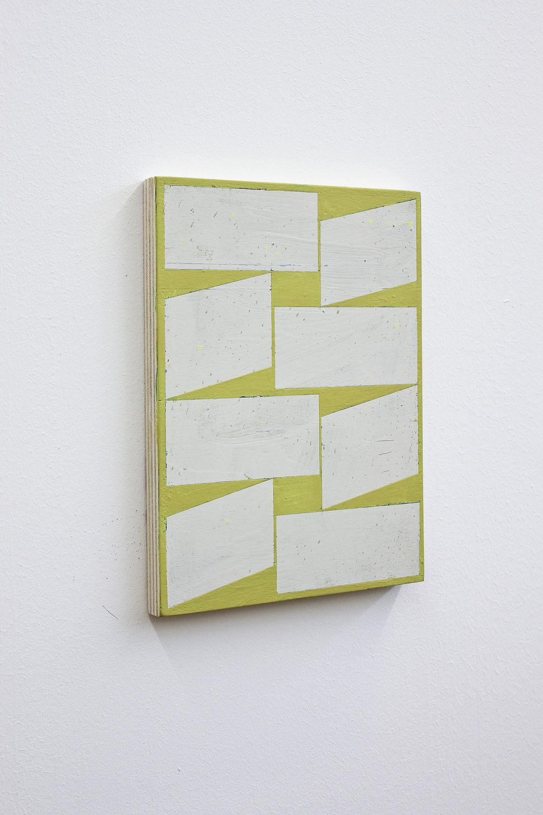 Alain Biltereyst at Van Der Mieden Gallery, Antwerp 01