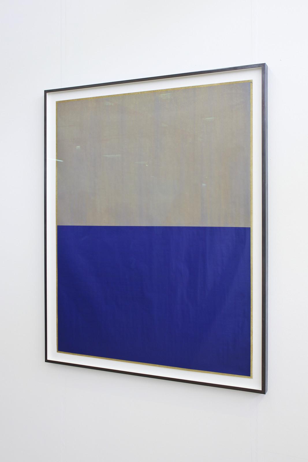 Callum Innes at Slewe Galerie, Amsterdam 01