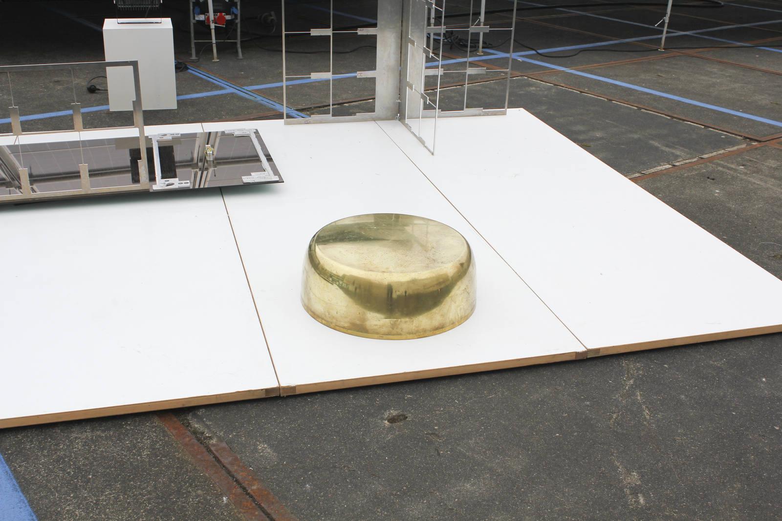 David Jablonowski at Art Rotterdam, Open Air 06