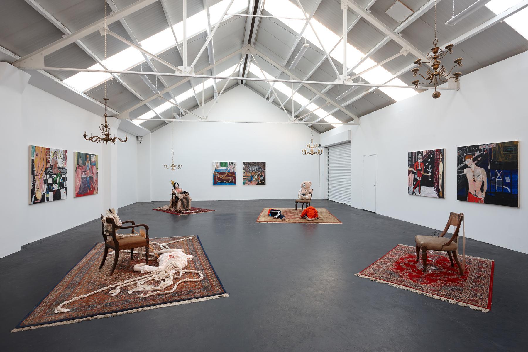 Joseph Geagan - Maiden Lane - Installation View I