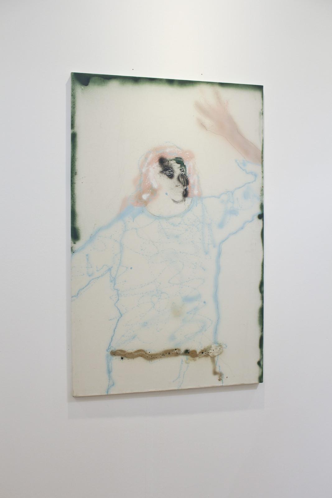 Lynn Hershman Leeson at Vilma Gold, London 01