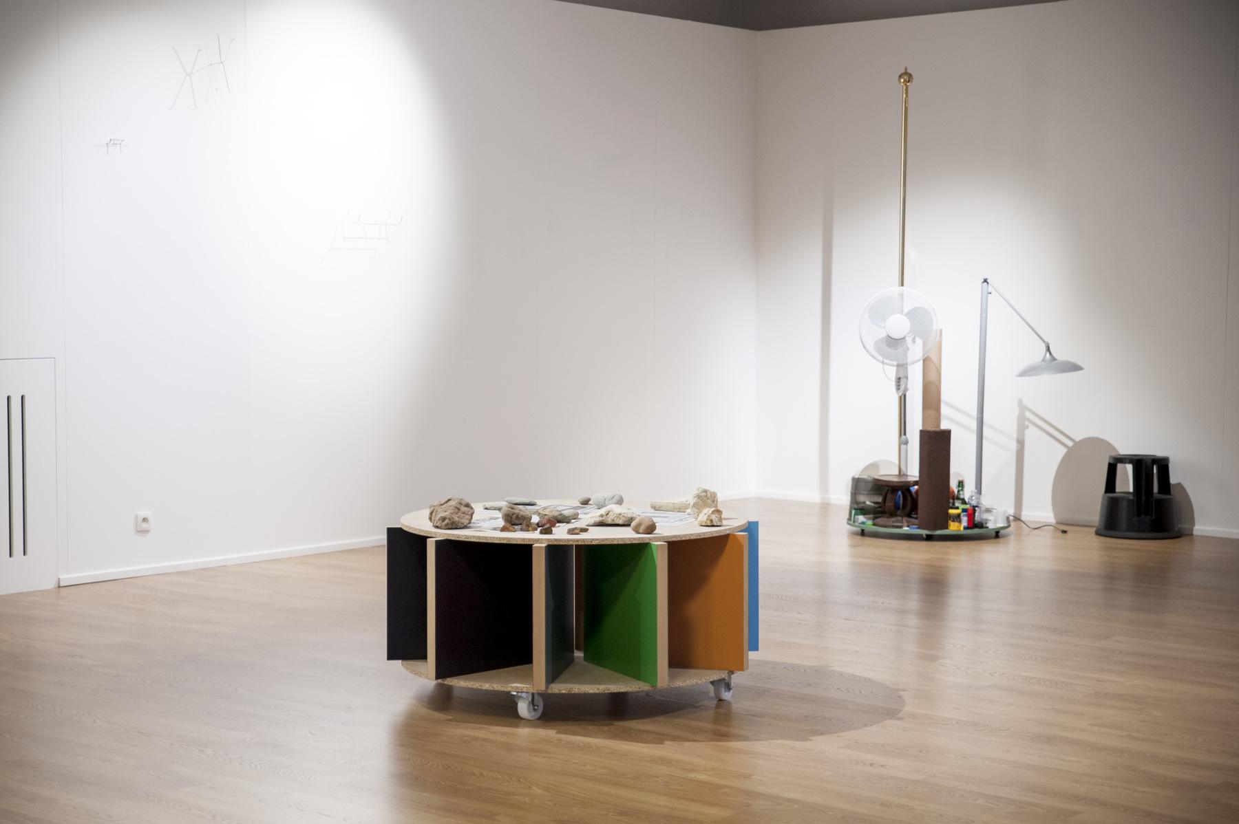 Raffaella Crispino- Hans Demeulenaere, installation view 4