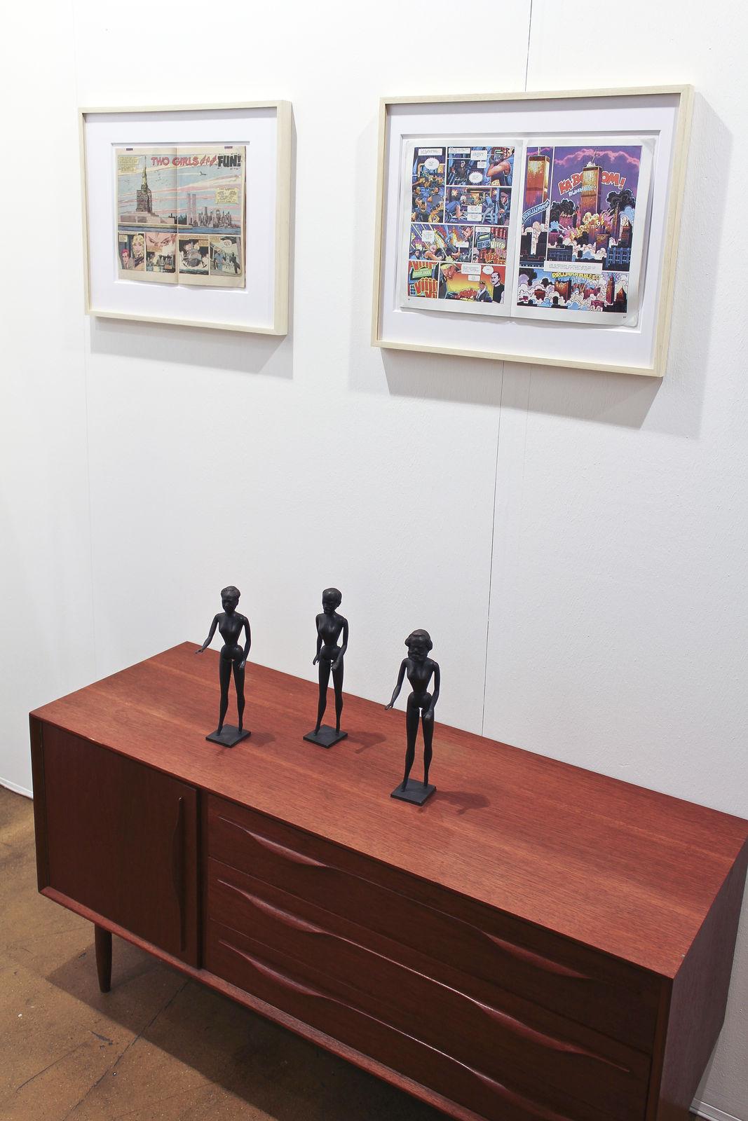 Sebastian Utzni at Herrmann Germann Contemporary, Zurich 01