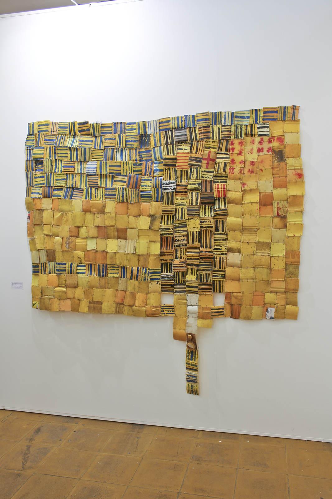 Serge Attukwei Clottery at GNYP Gallery, Berlin 02