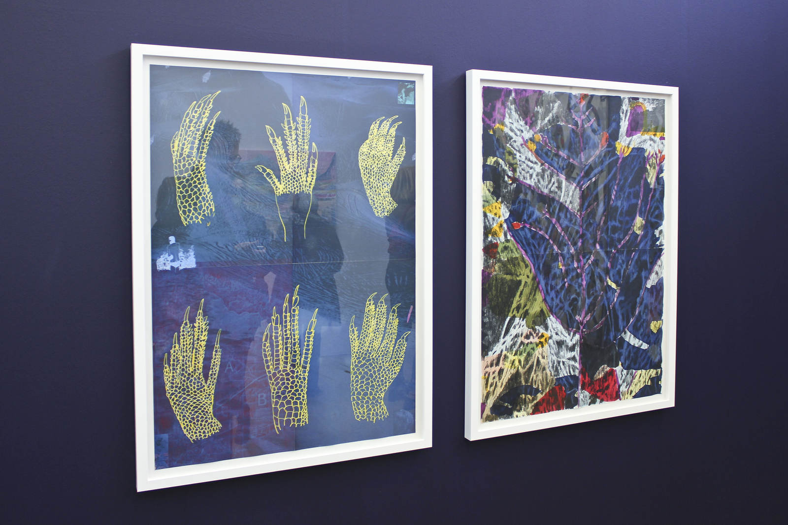 Woulter Venema at Galerie Rianne Groen, Rotterdam 01