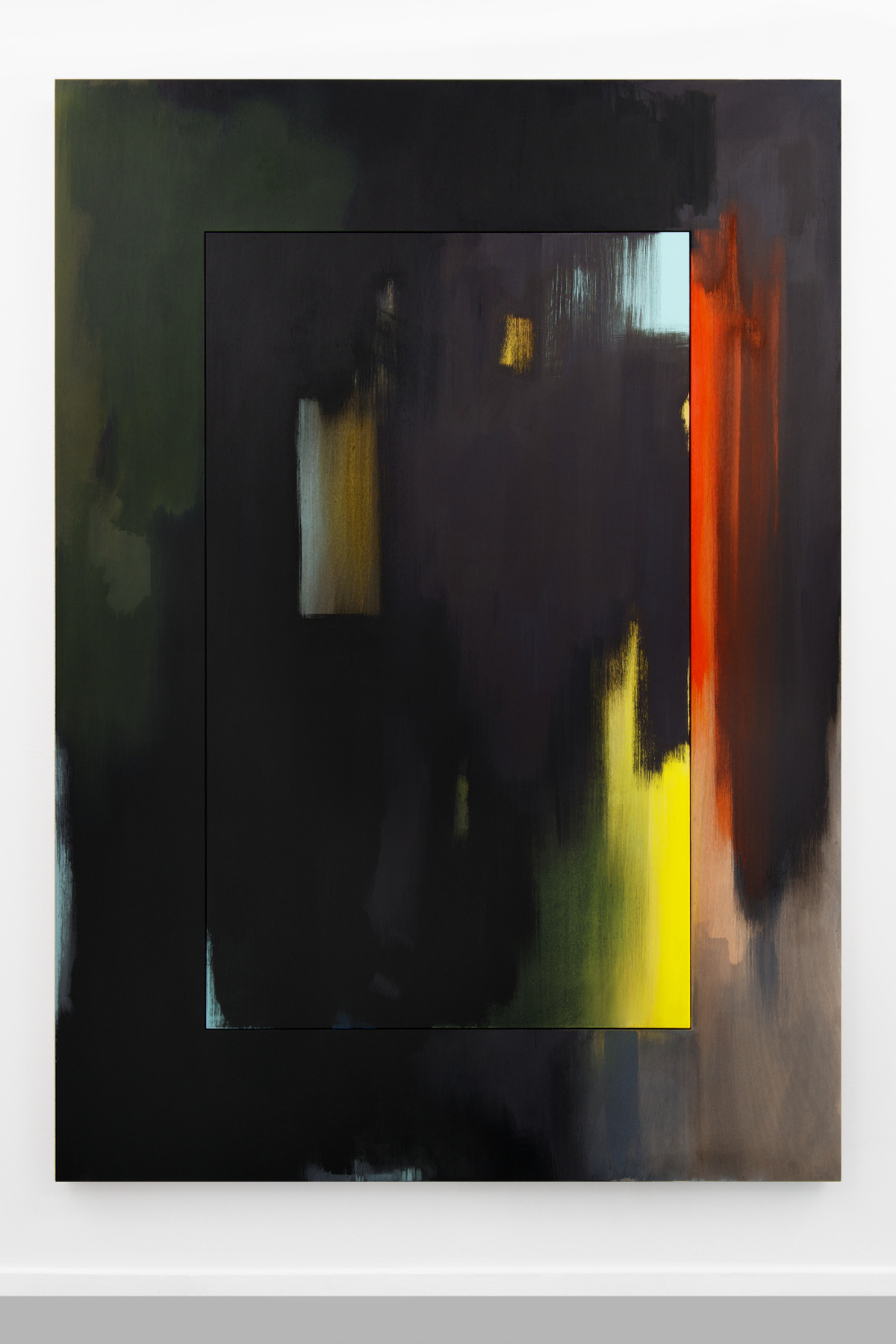4-Esther-Tielemans-Untitled-Acrylic on panel-210x150cm-image-courtesy-CINNNAMON-Rotterdam