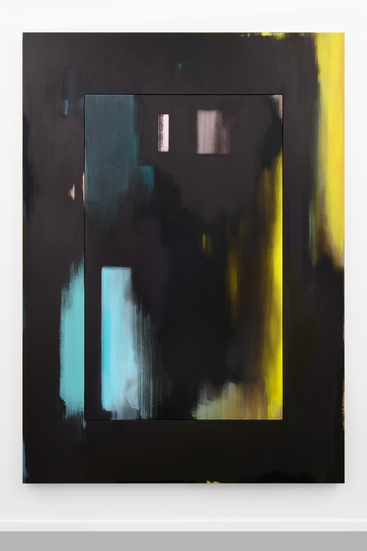 5-Esther-Tielemans-Untitled-Acrylic on panel-210x150cm-image-courtesy-CINNNAMON-Rotterdam