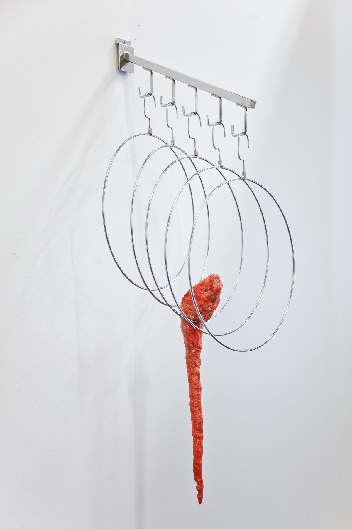 Kathleen Ryan at Ghebaly Gallery