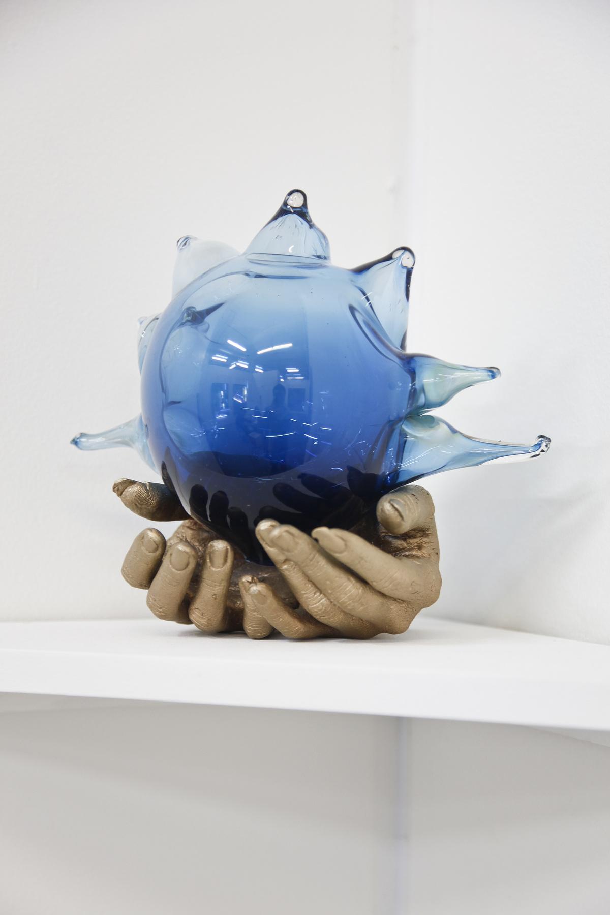Kelly Akashi at Ghebaly Gallery 02