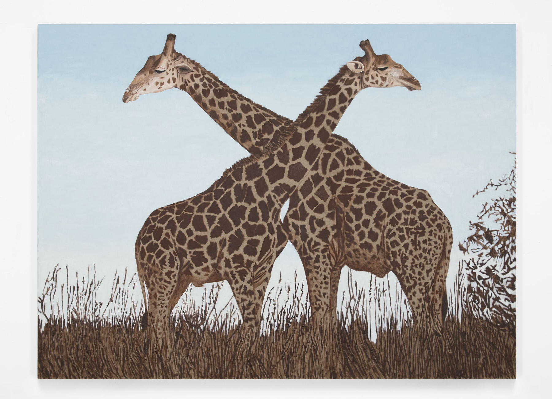 LC_Two Giraffes _300dpi