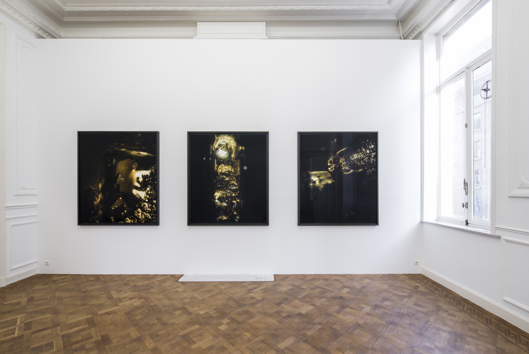 Melik Ohanian, IN TIME, Exhibition view (05)