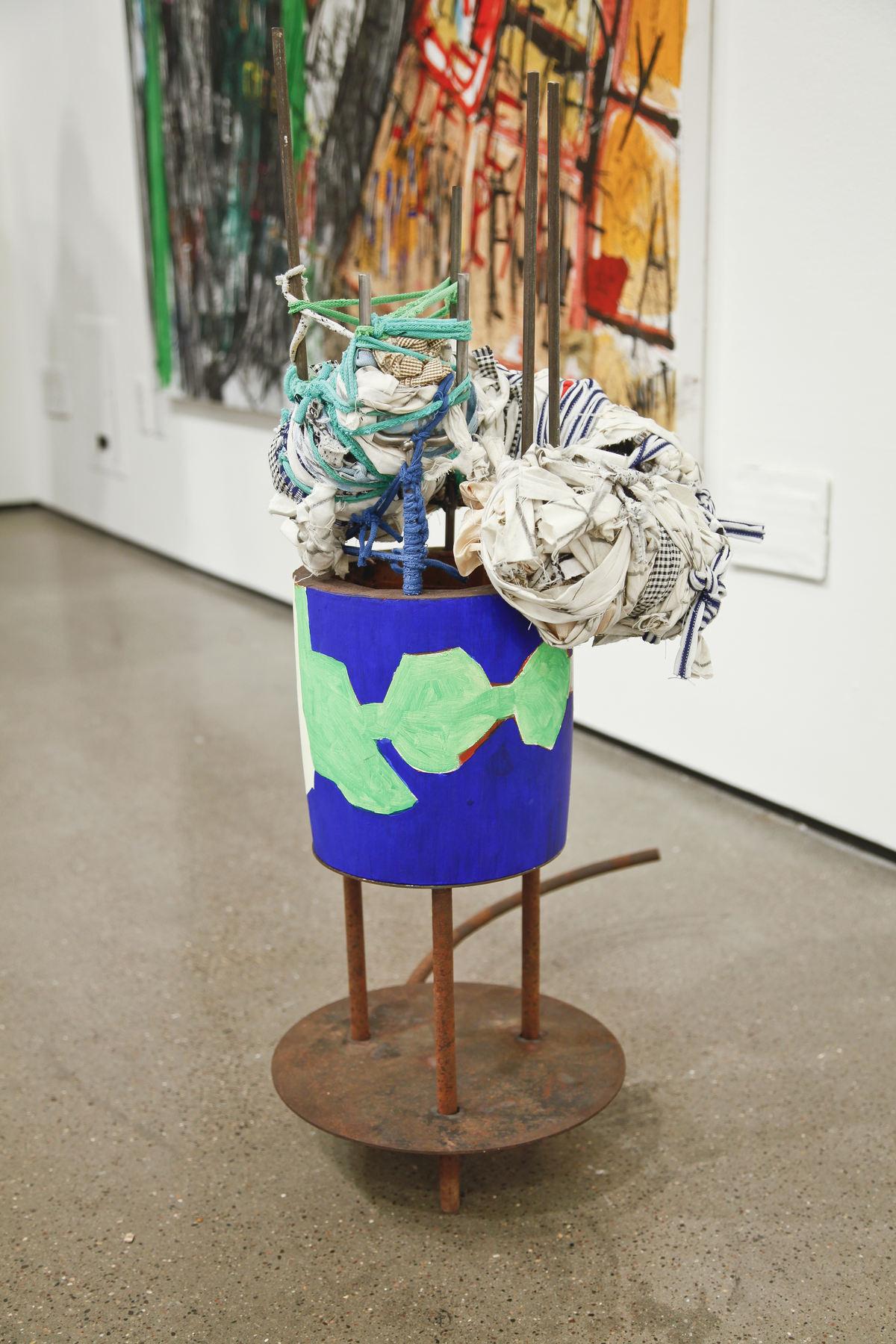 Nancy Shaver at Derek Eller 03