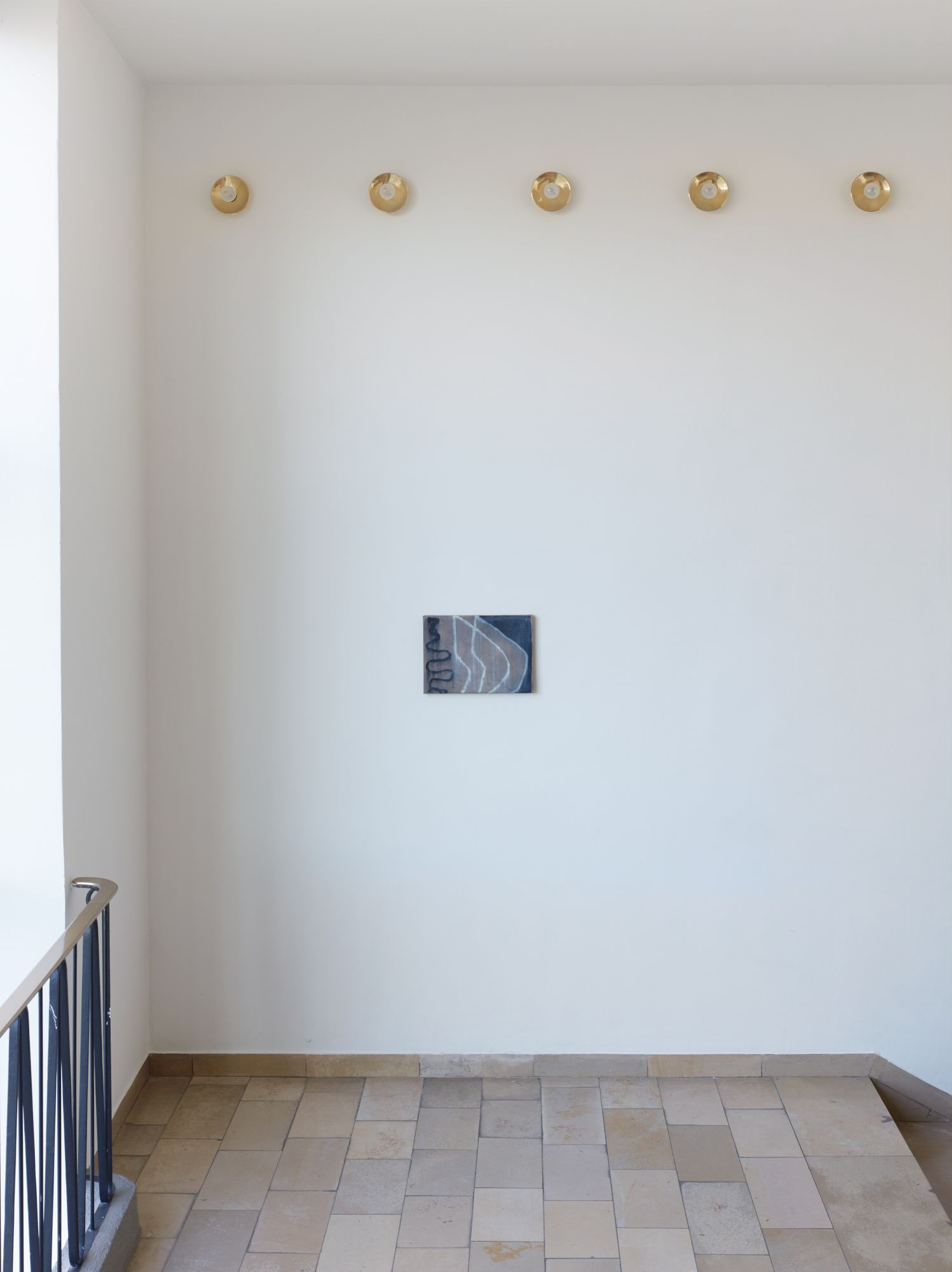 Installation view, Leidy Churchman - Free Delivery, Kölnischer Kunstverein 2017_Photo Simon Vogel_57_web