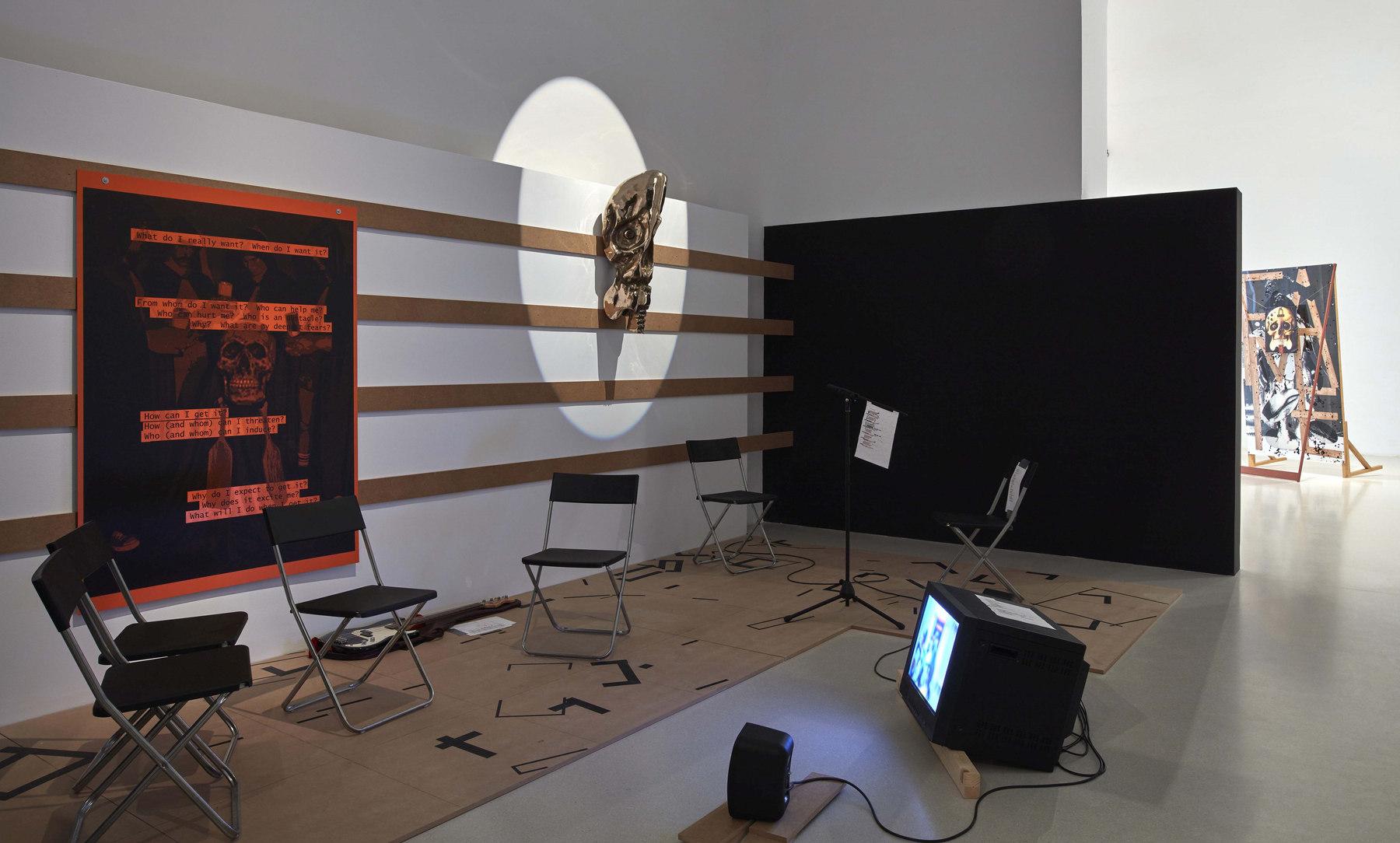 Txomin Badiola at Museo Nacional Centro de Arte Reina Sofía 02