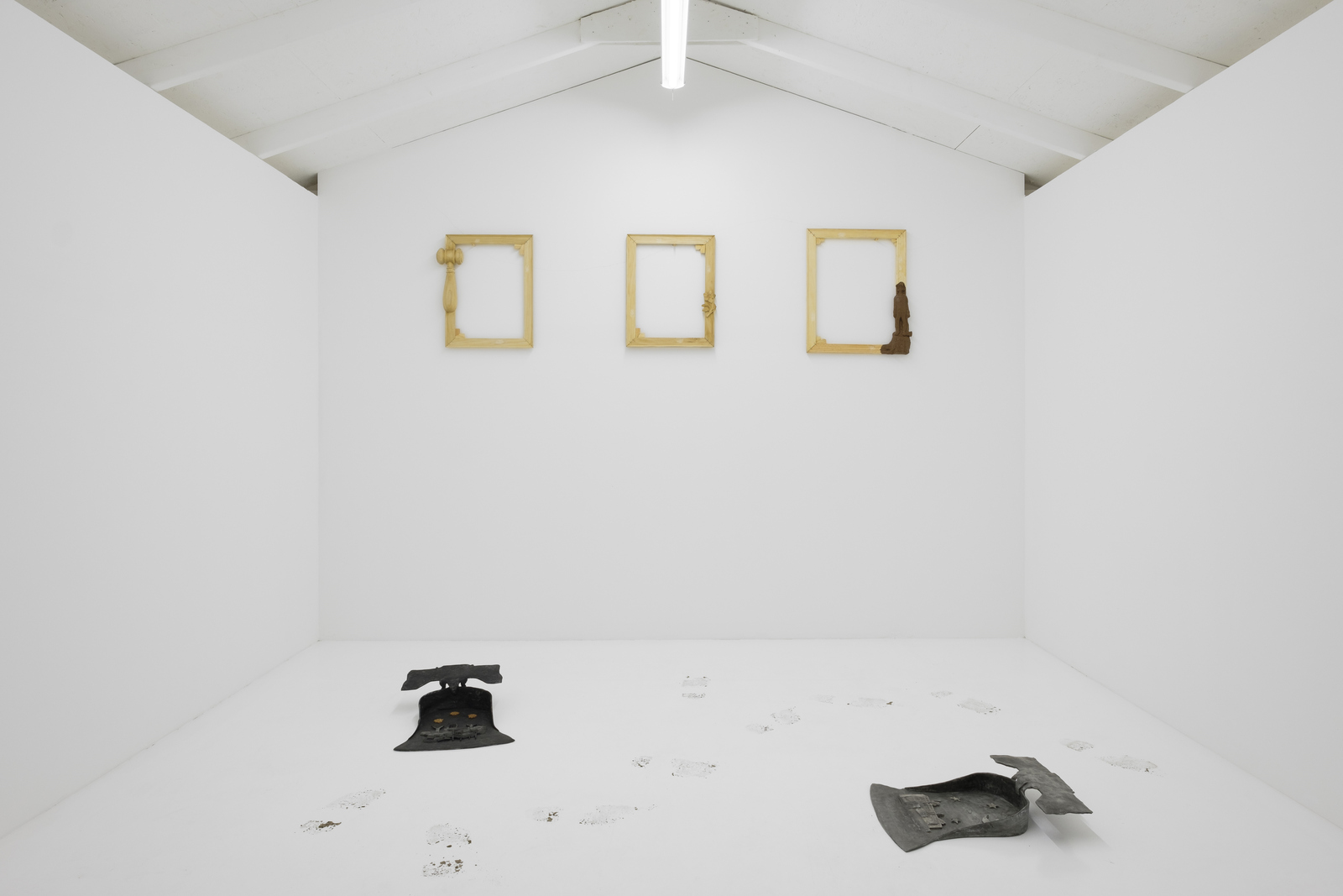 michael assiff and dennis witkin at hotel art pavilion