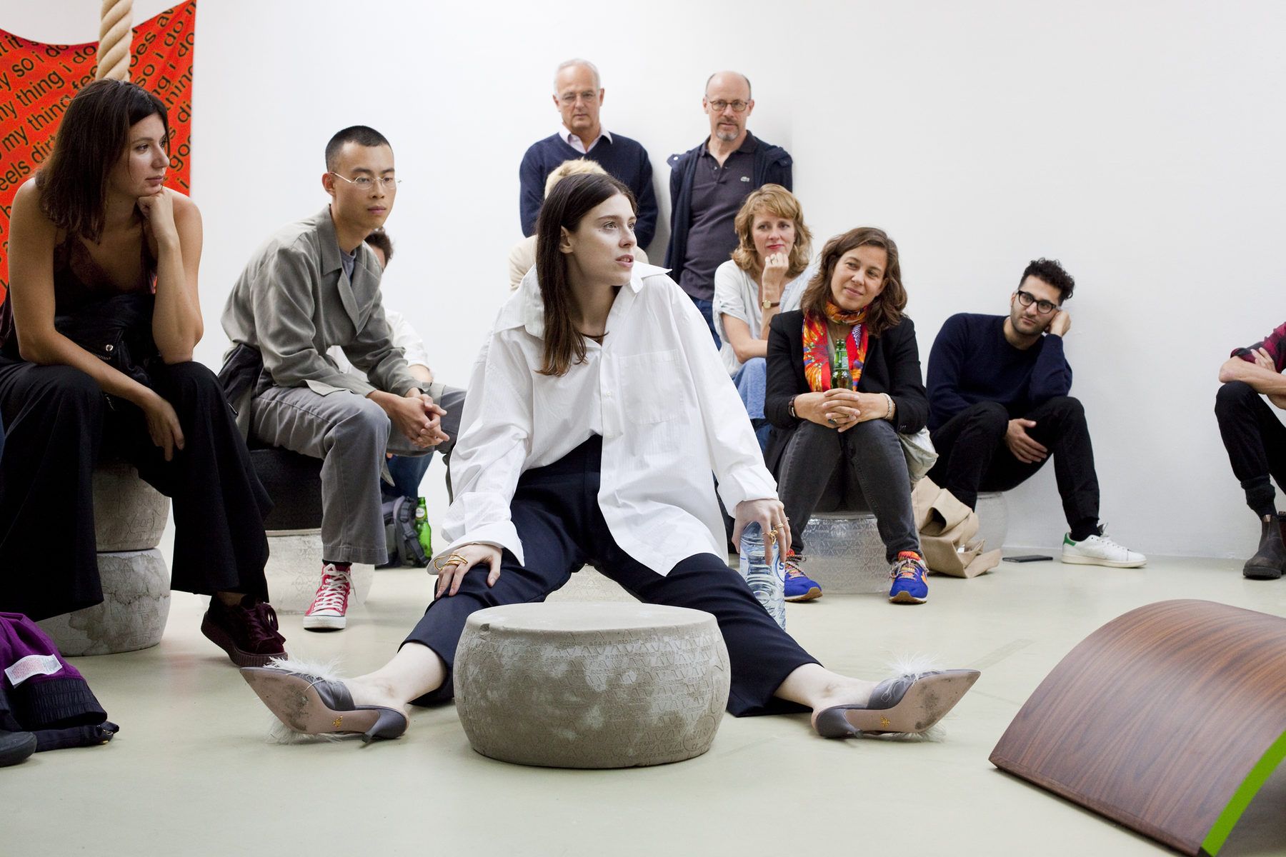 Nora Turato At Juliette Jongma