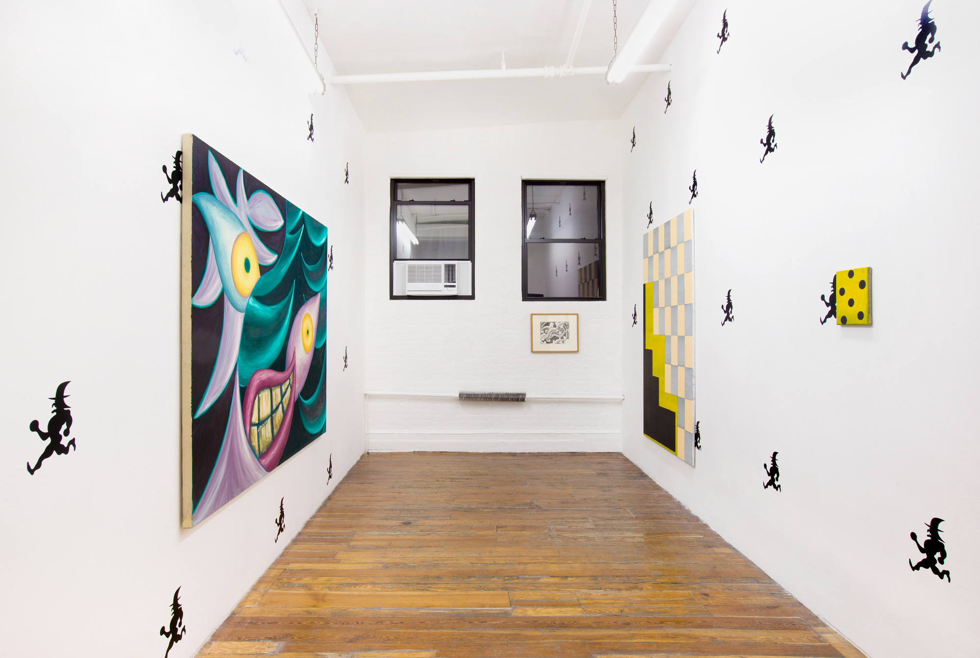 Joshua Abelow and Tom Evans at PAGE (NYC) – Art Viewer