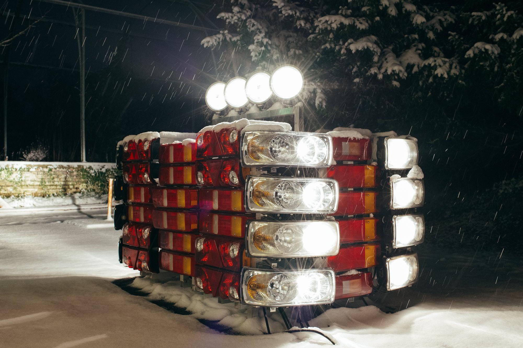 Xavier Mary At Neuer Aachener Kunstverein Art Viewer Wiring Lights On A Massey Tractor Henry Detail 2018 Ferguson 165 Parts Bottle Jack 185 X 98 195 Cm