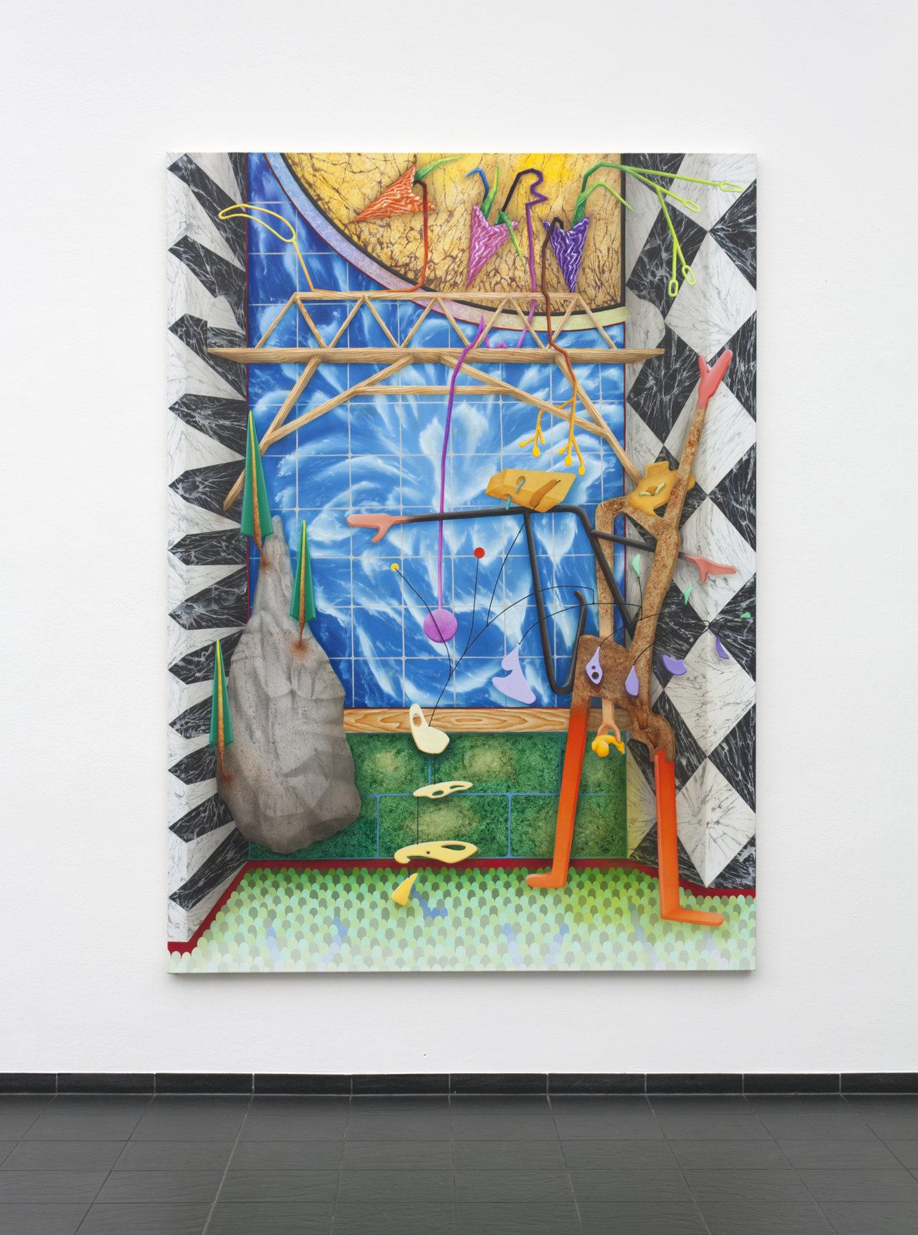 David Czupryn At Kunsthalle Darmstadt Art Viewer