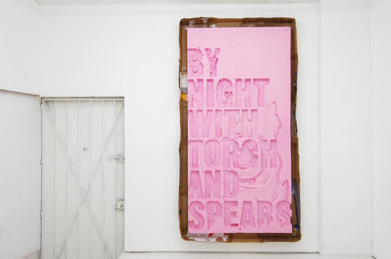 Installation_Bynightwithtorch