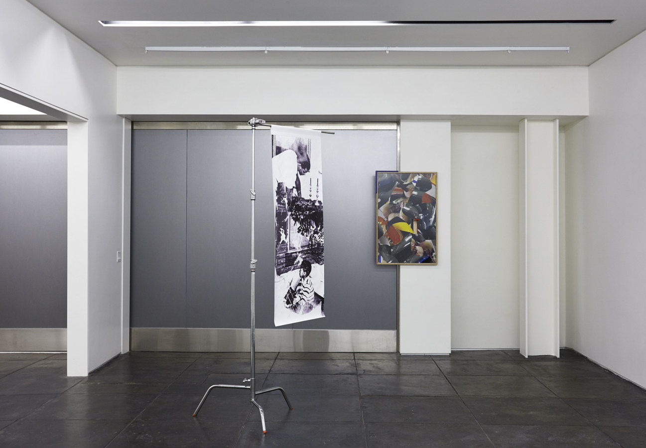Installation view, Aran Cravey, Los Angeles, 2014.3