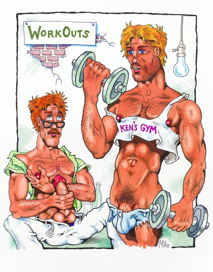 Kuchar_Workouts at Ken's
