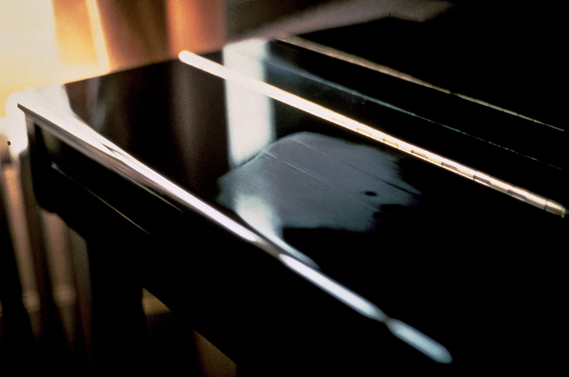 Gabriel Orozco Breath on Piano 1993