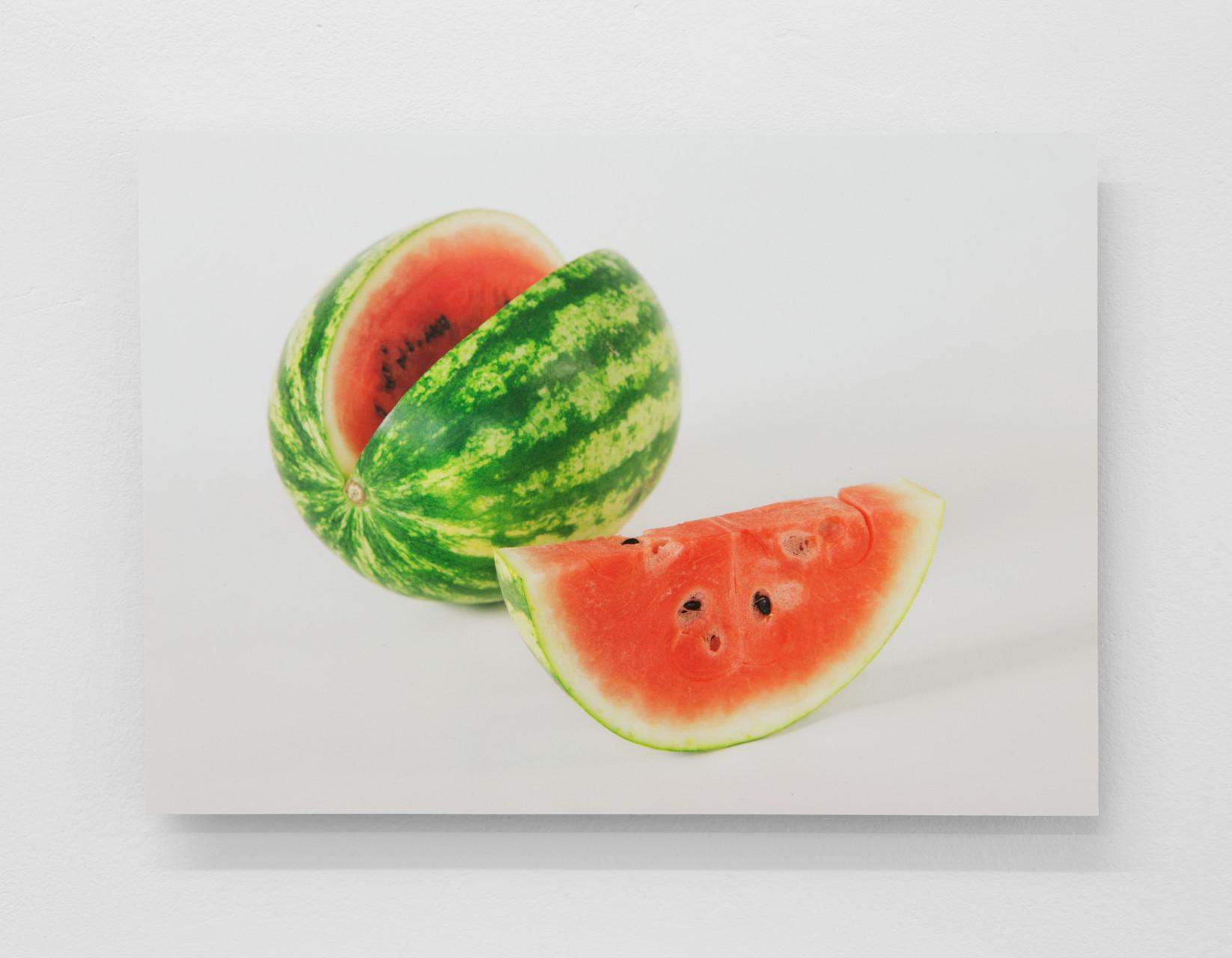 18 Watermelon and slice