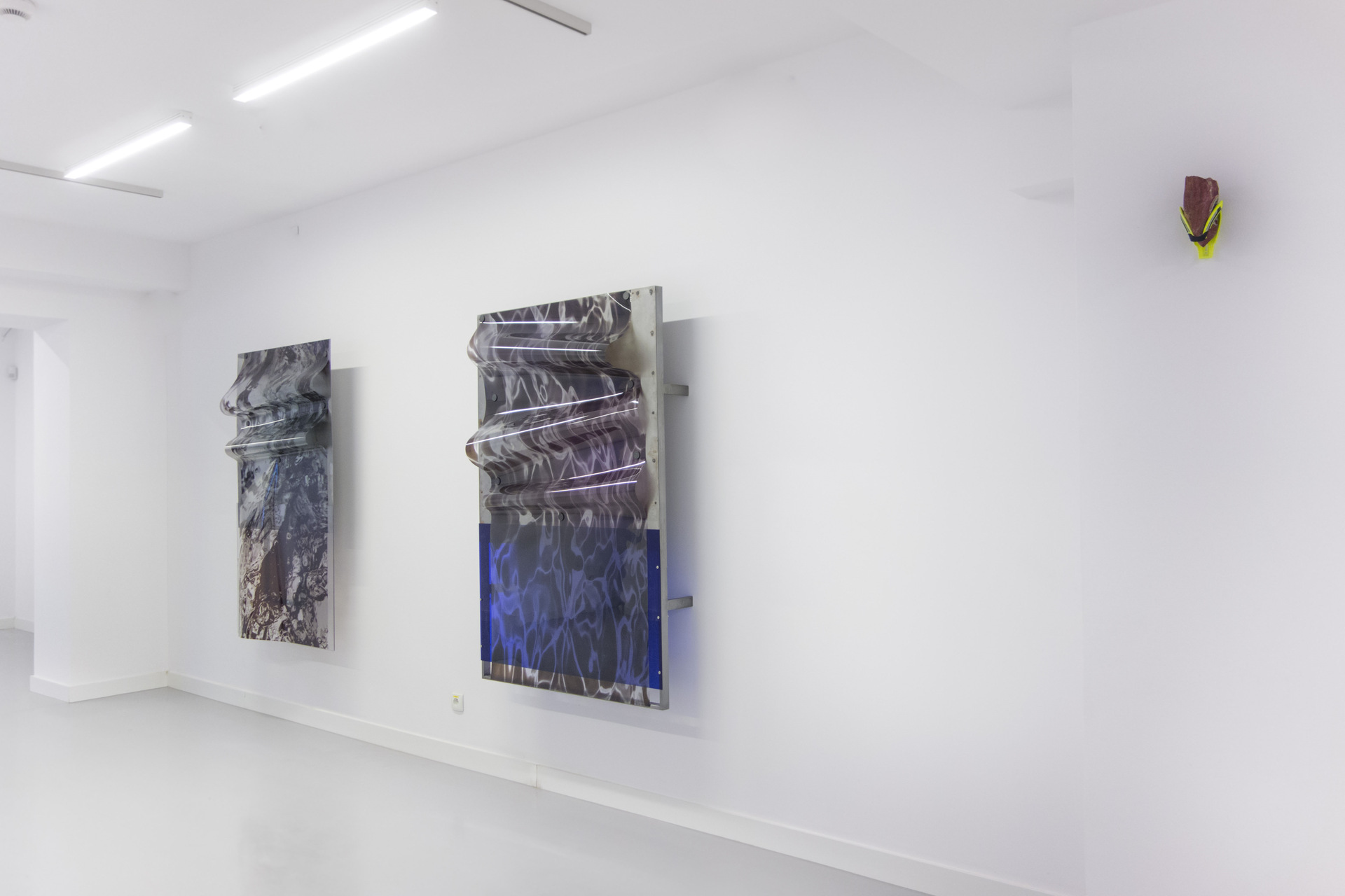 Thomas van Linge, Terra Inc., exhibition view7