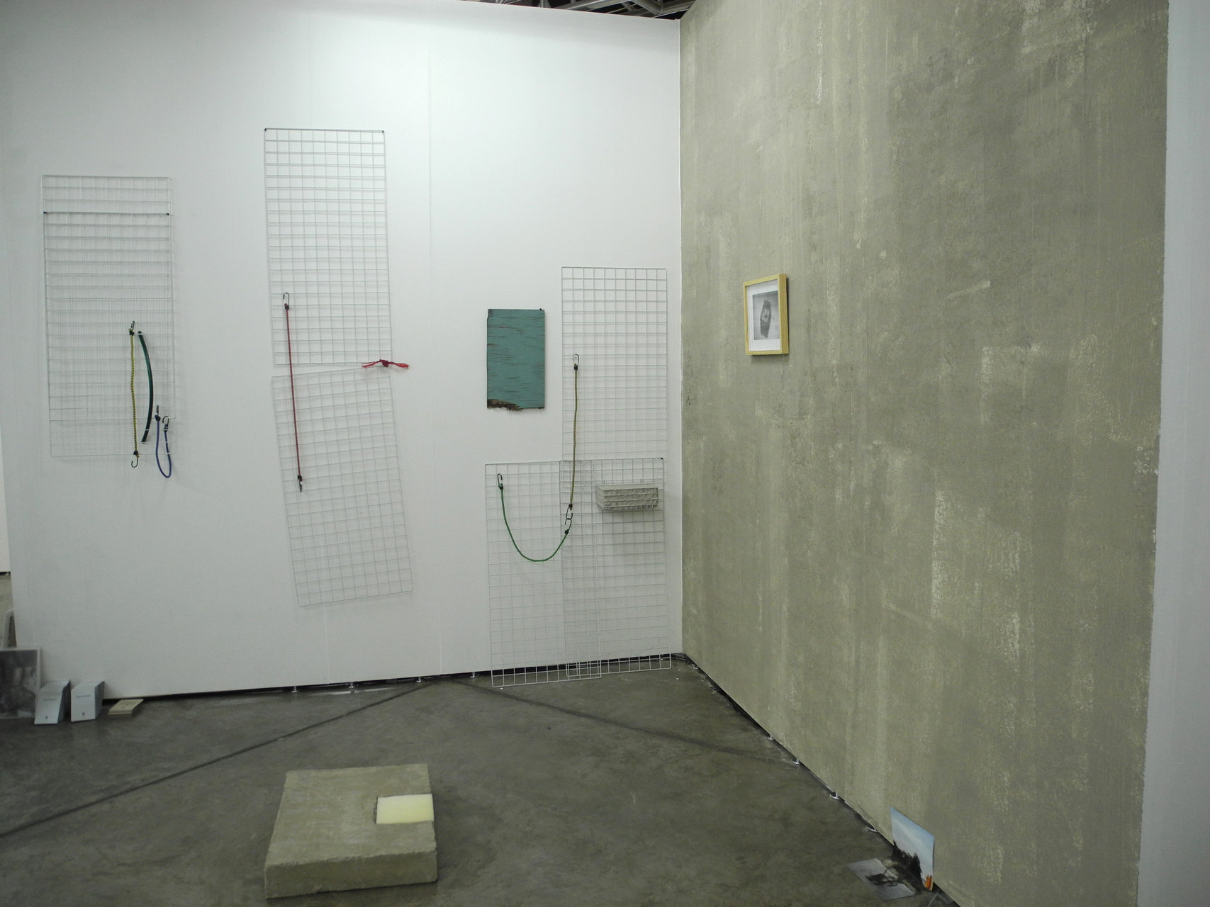 booth at material