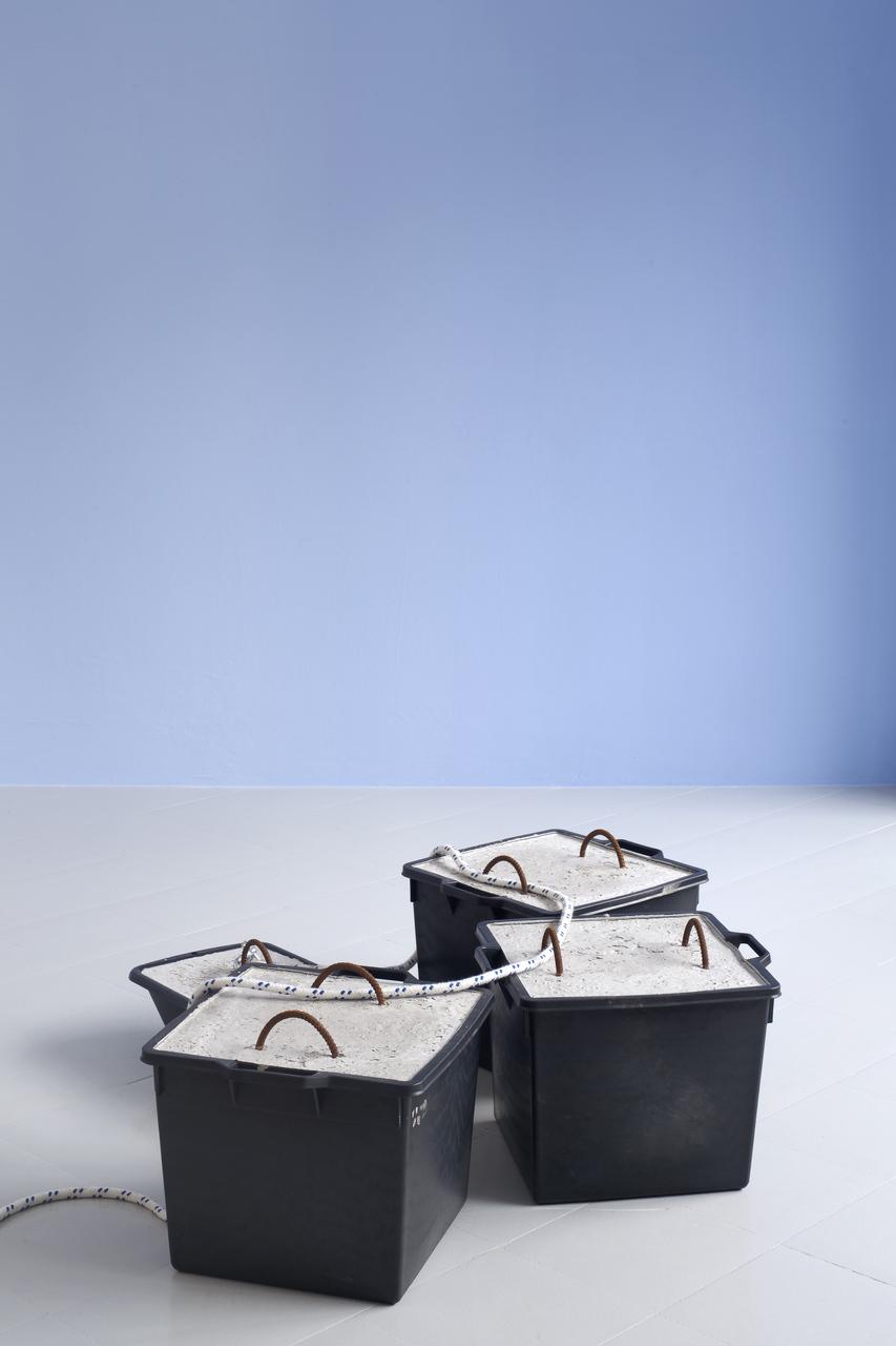 4 - Karsten Fo¦êdinger, Pieter Vermeersch, Installation View, 2015, Cabinet, Milano - Courtesy Artists and Cabinet, Milan, Photo Filippo Armellin