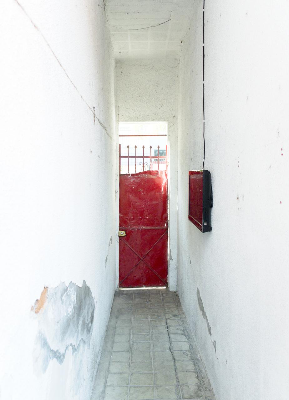 Lin Yilin install exterior