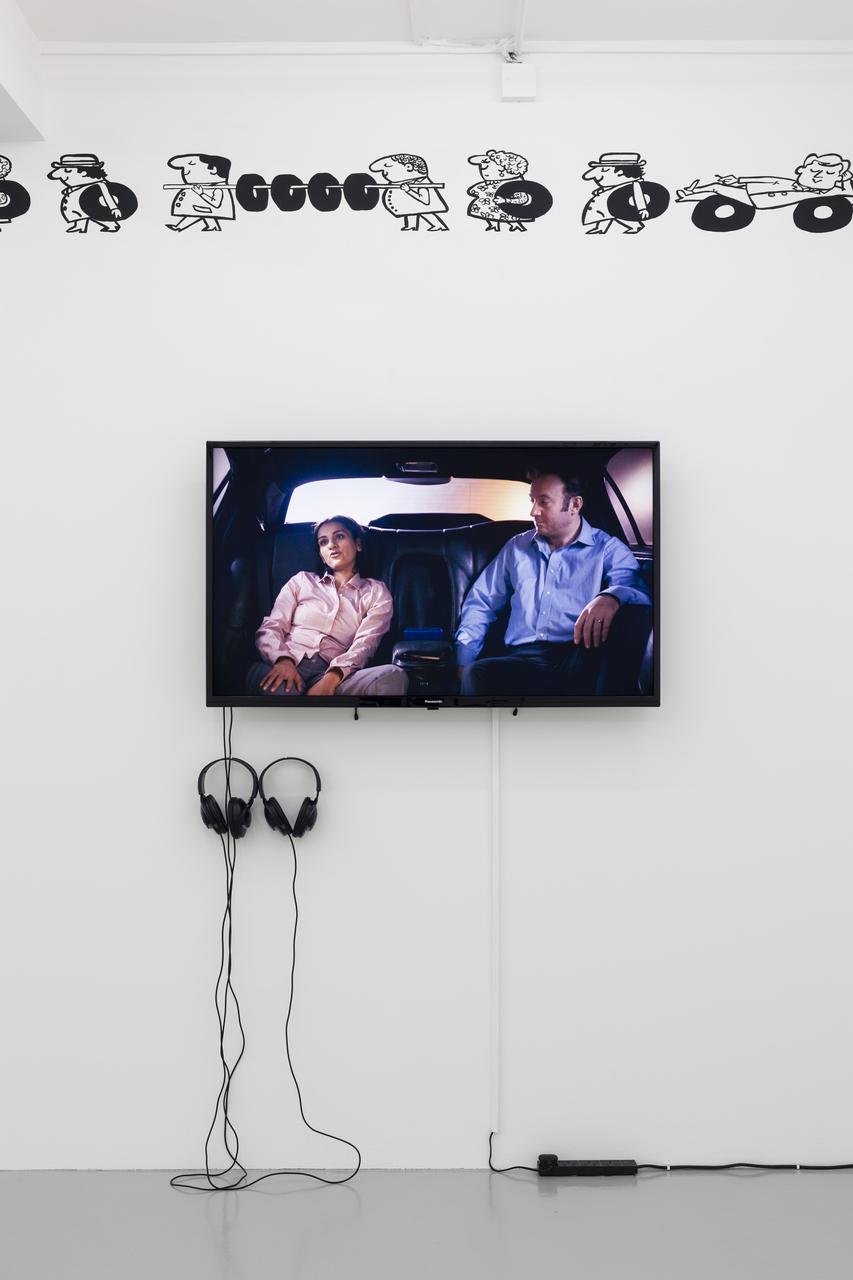Maryam Jafri, 'Mouthfeel', 2014, 21.34min, 2K HD video with sound