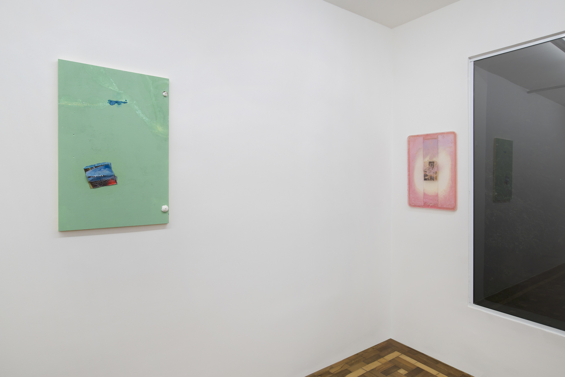 This has nothing to do with this or Same as it never was - Installation view 3
