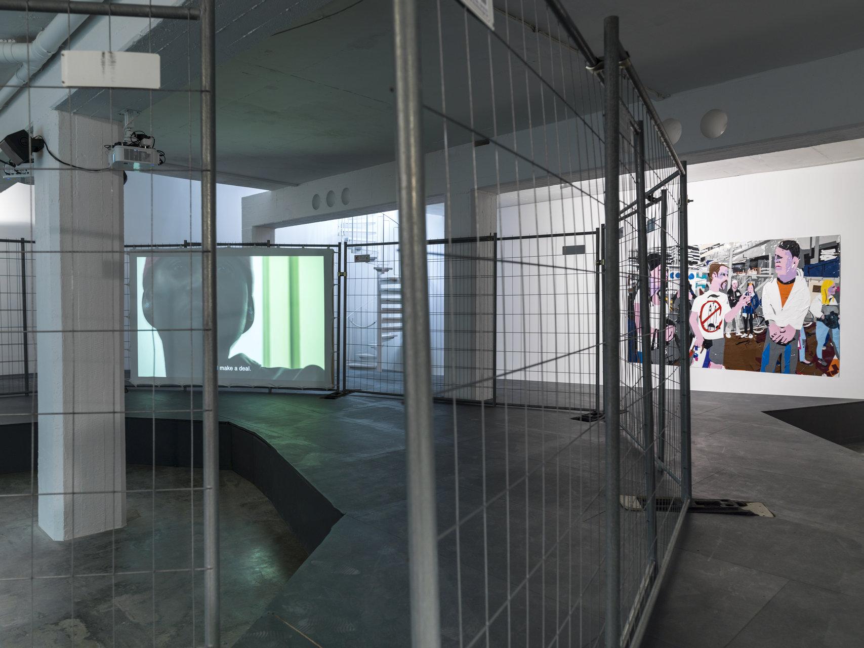 Erik van Lieshout_After the Riot II_Baudach 2015_view 05