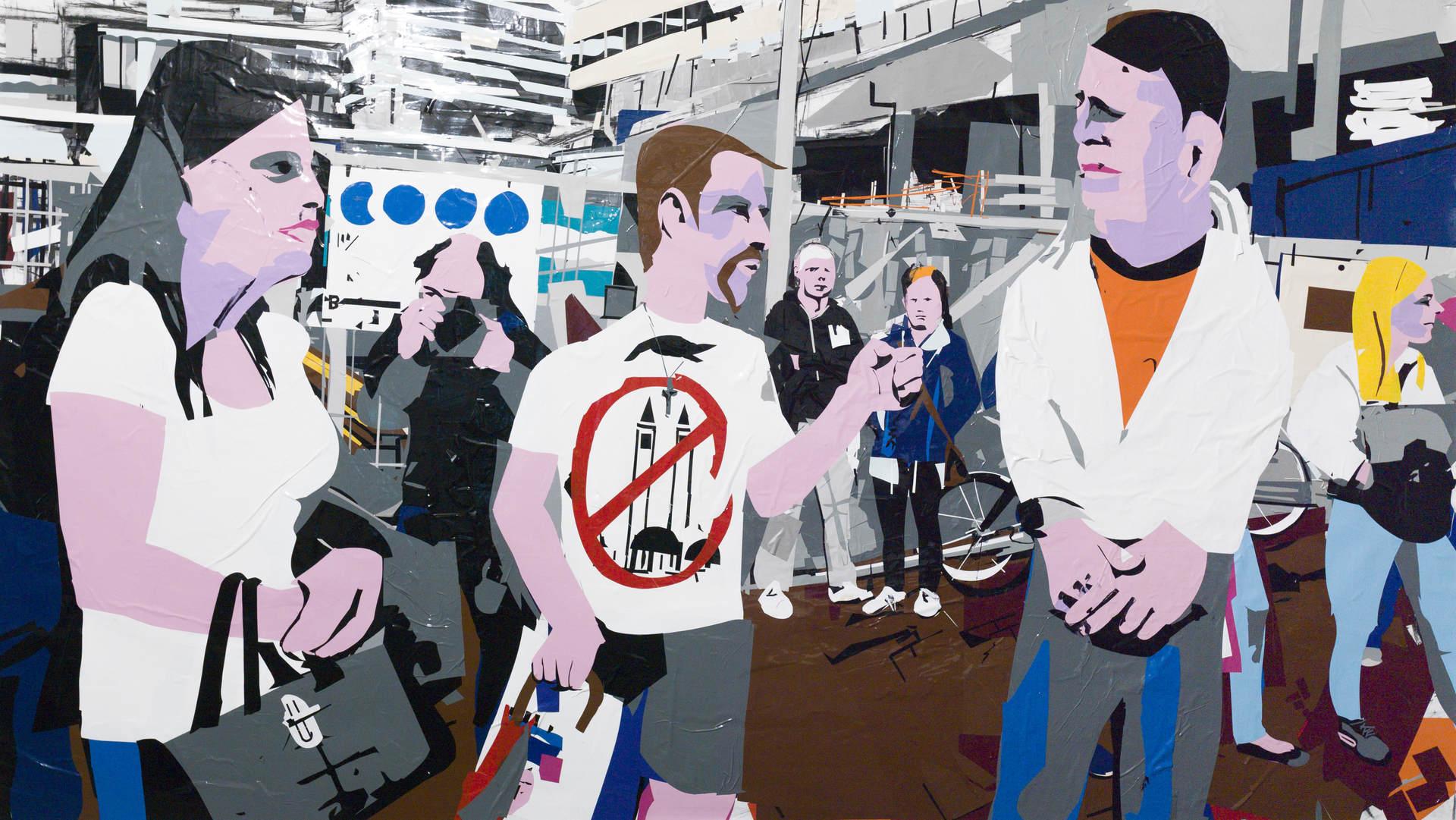 Erik van Lieshout_Untitled_Galerie Guido W. Baudach_P 80