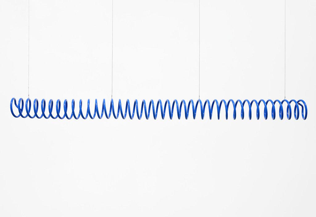 Yonatan Vinitsky_2015_Ensemble Orientation Quick Jerky Movements Stop (Blue.12.130.38)_13.5x211x13.5cm_2015-yv-03
