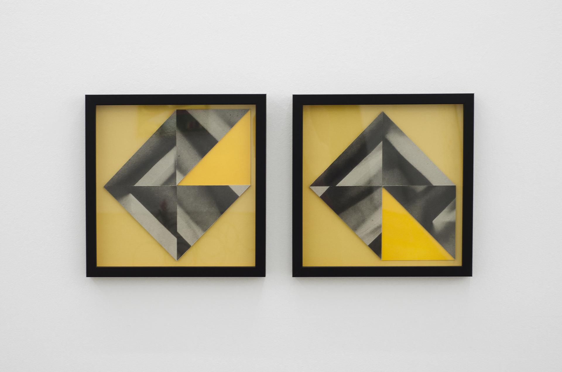 Arantxa Etcheverria, Yellow prism, 2015