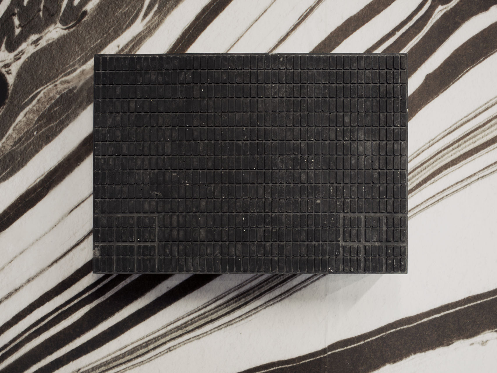 Carey Denniston Grid Mat