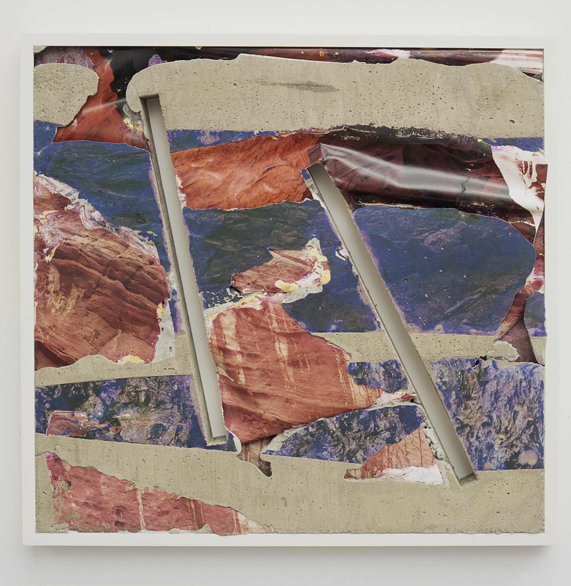 Letha Wilson, Utah Red White Blue, 2014
