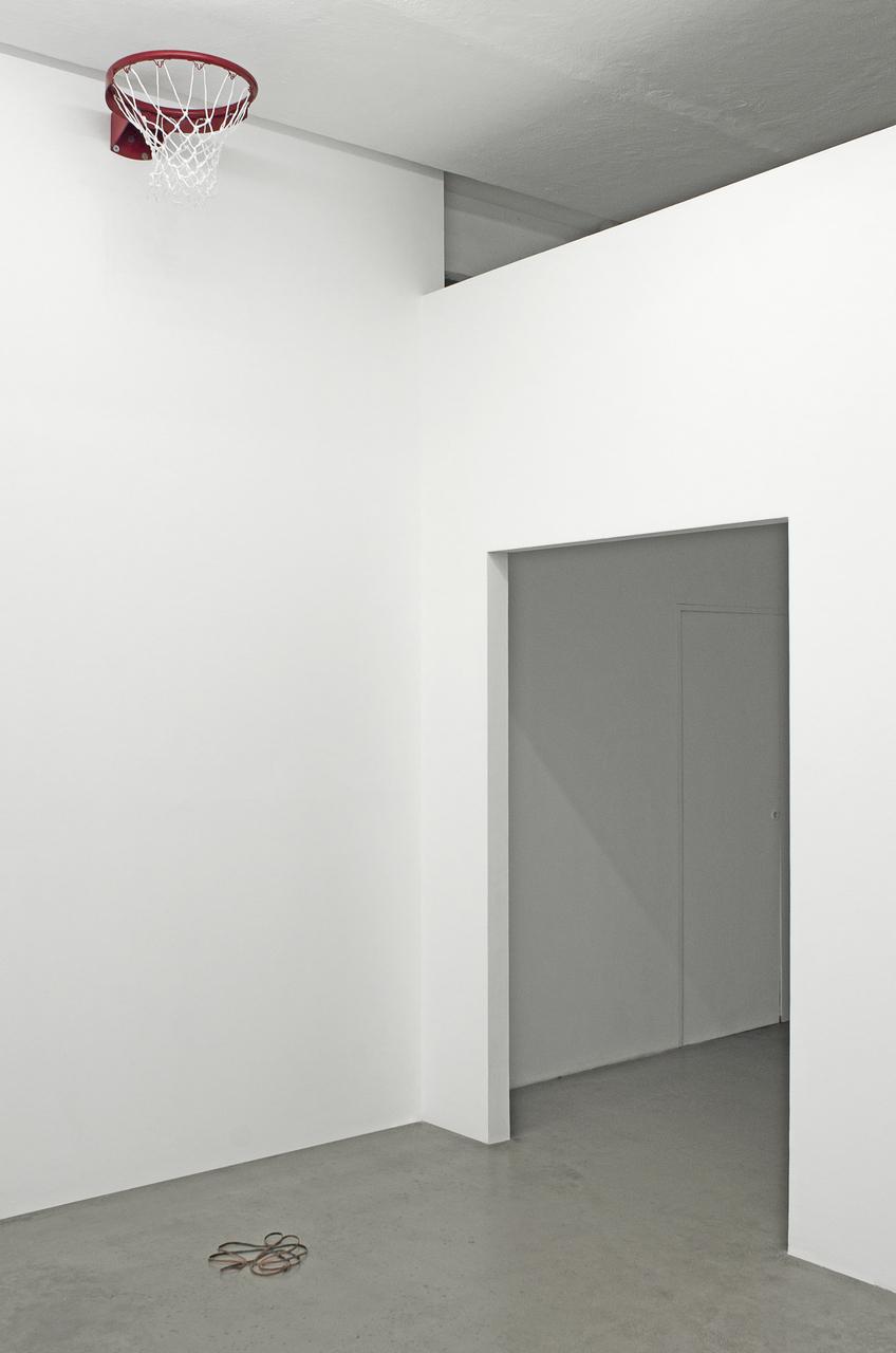 Nicolas Lamas, Line & Hoop, 2014-2015