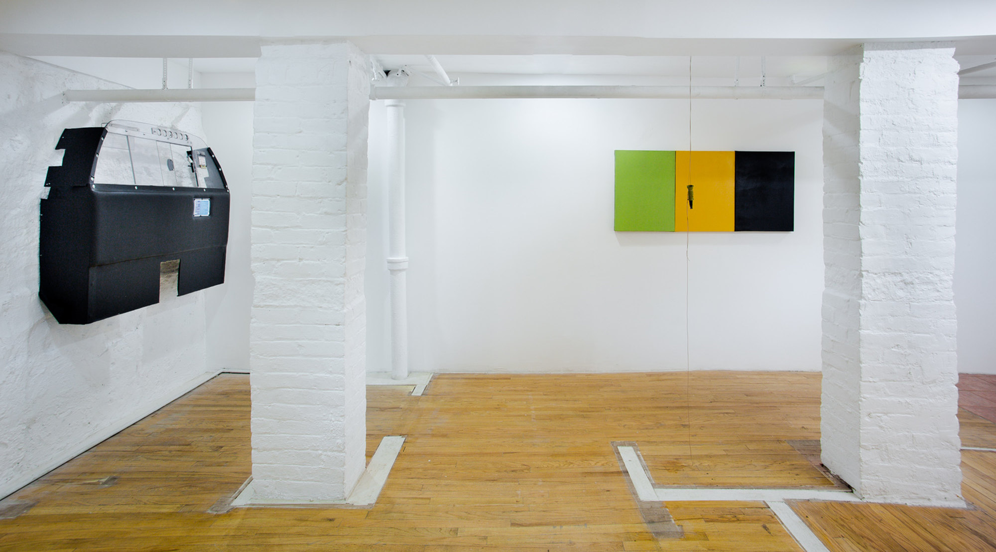 Rory Rosenberg_Taxi, and Crow_321 Gallery_Photo by D.Terna-15