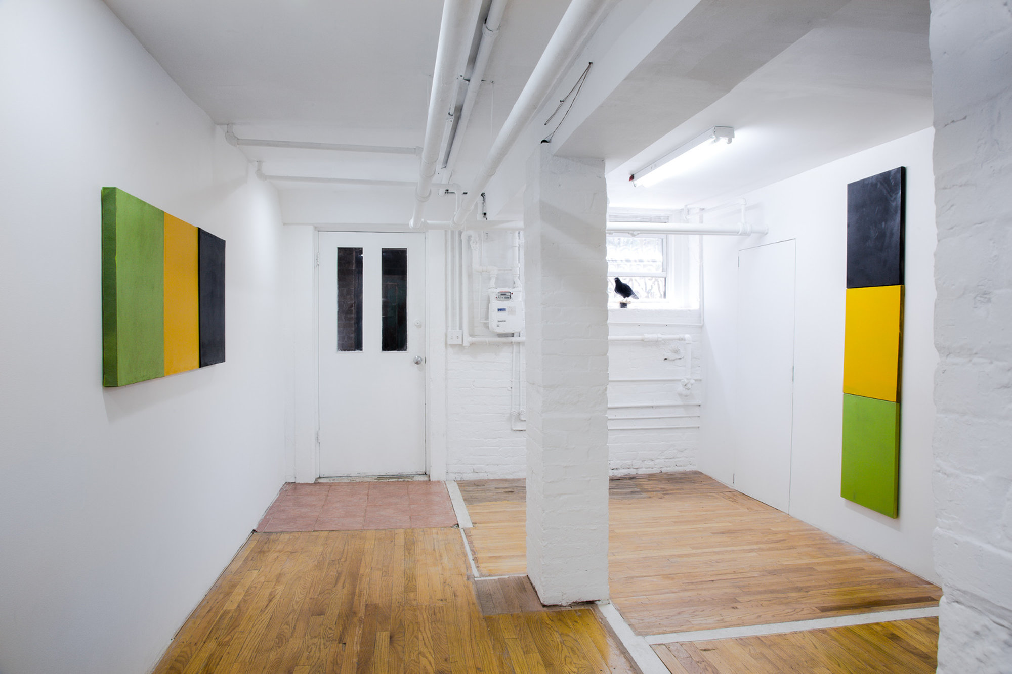 Rory Rosenberg_Taxi, and Crow_321 Gallery_Photo by D.Terna-21