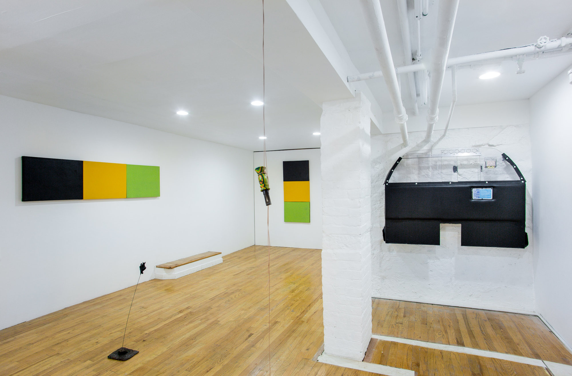 Rory Rosenberg_Taxi, and Crow_321 Gallery_Photo by D.Terna-5