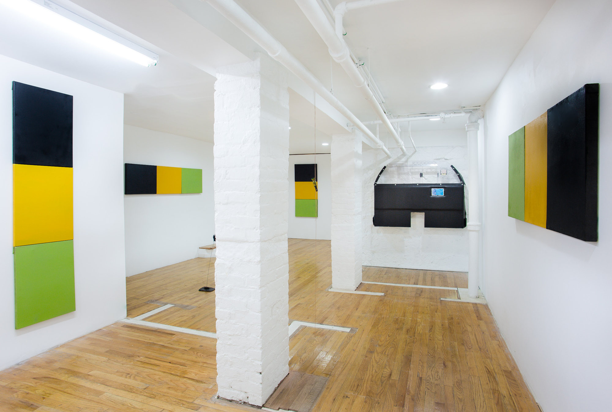 Rory Rosenberg_Taxi, and Crow_321 Gallery_Photo by D.Terna-6