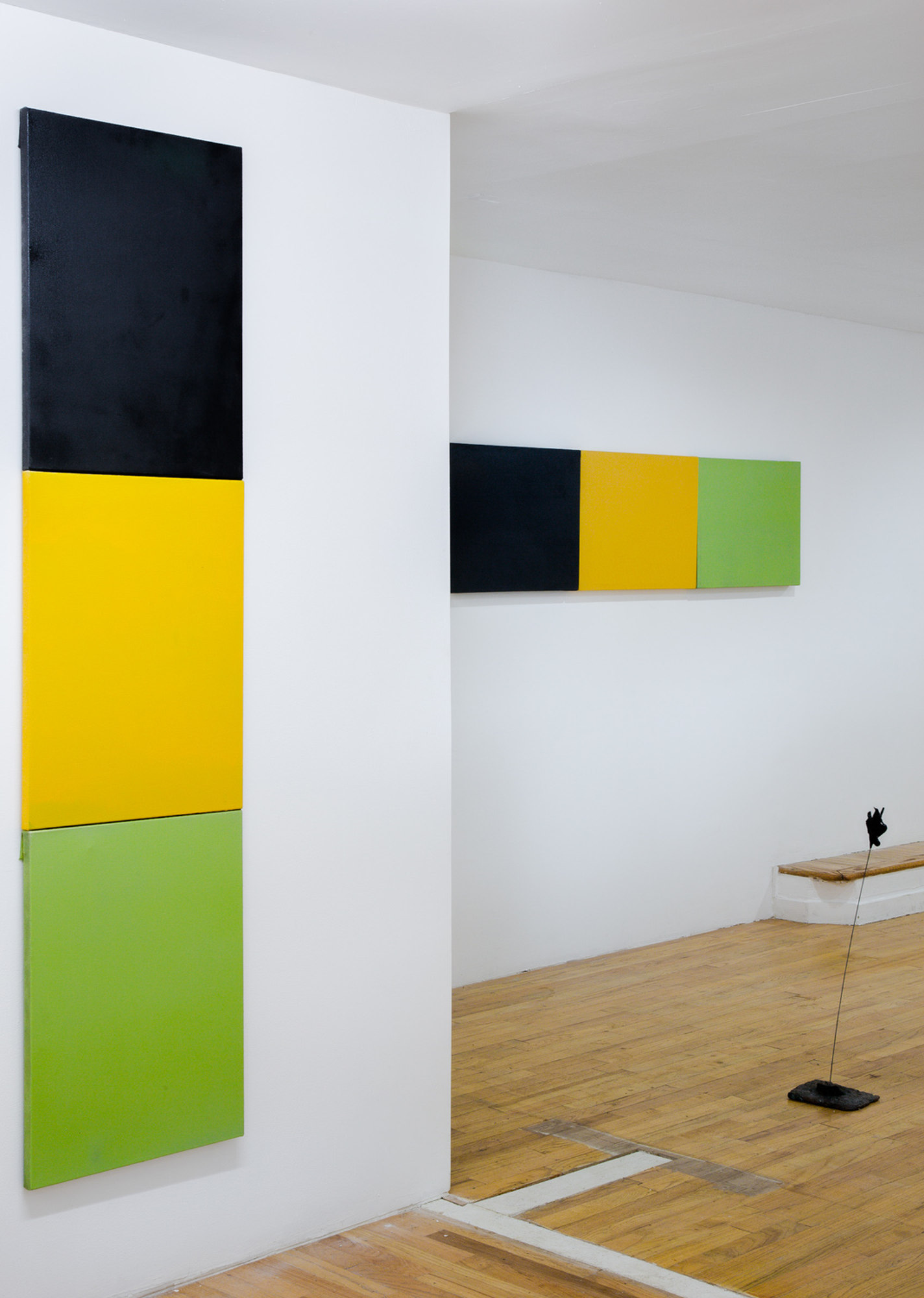Rory Rosenberg_Taxi, and Crow_321 Gallery_Photo by D.Terna-7