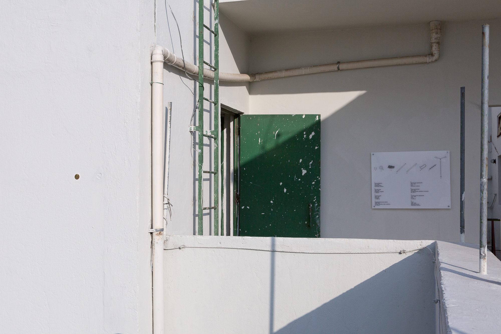 14 Observatório - Voragem da História - Vista da exposição