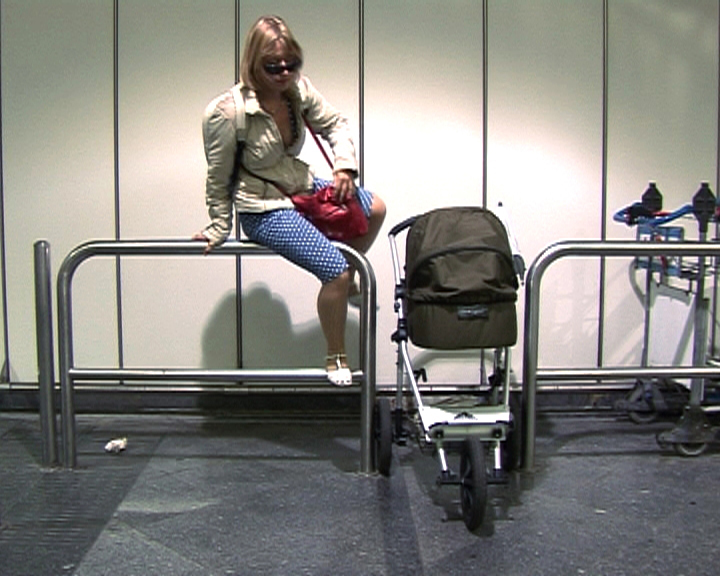 13 Carola Dertnig, Stroller 1-3, 2006-2008